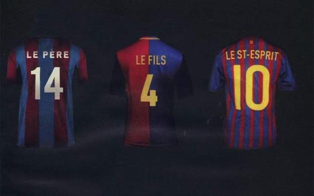 Barça Legends:  Johan Cruyff